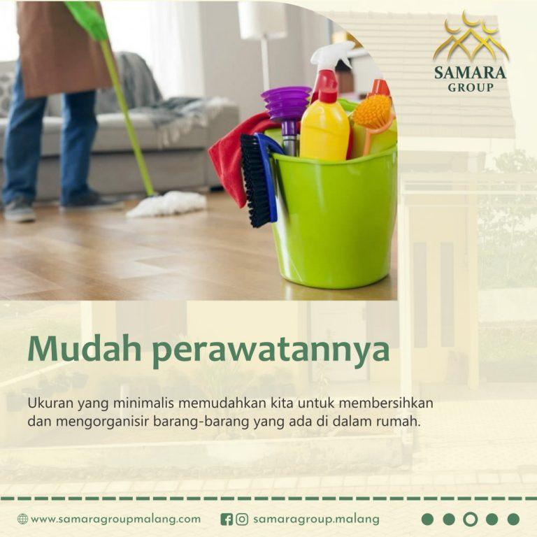 Keuntungan Rumah Minimalis Samara Group