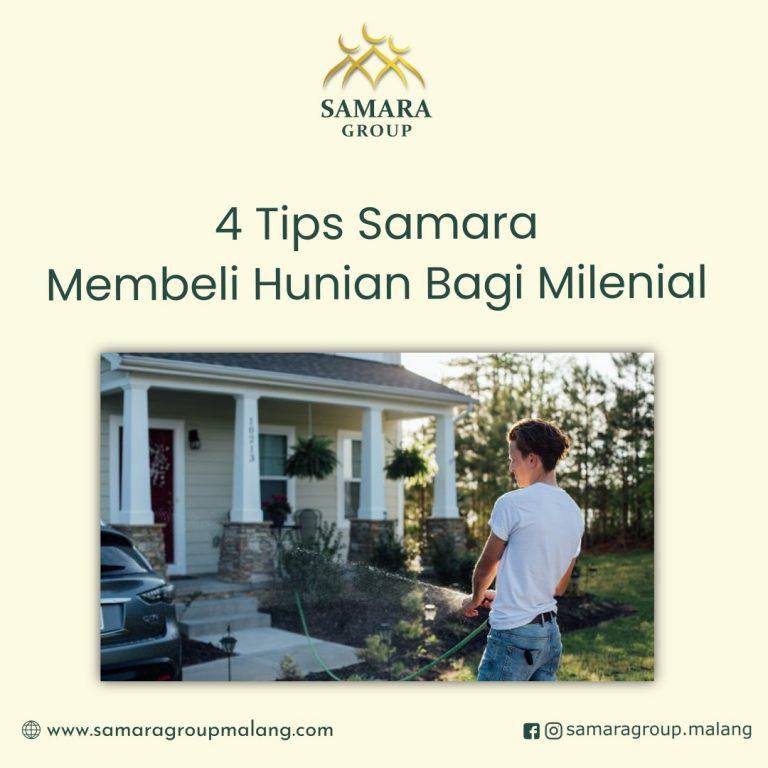 4 Tips Samara Membeli Hunian Bagi Milenial (4)