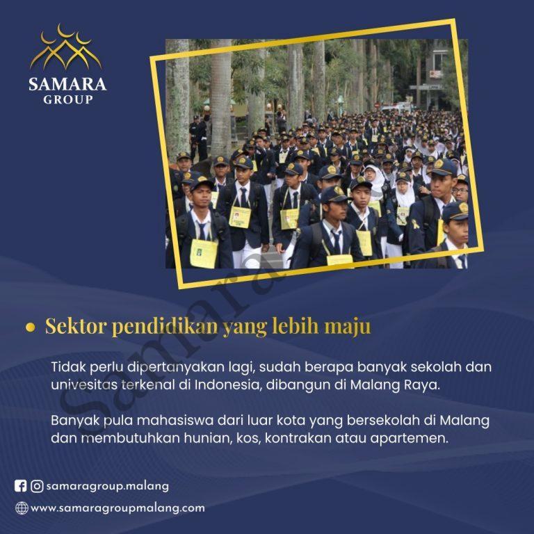 Faktor Potensial Enaknya Berinvestasi Properti di Malang Raya