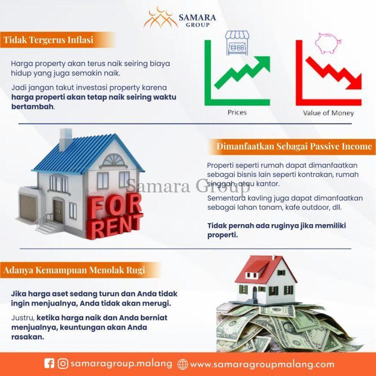Investasi Jangka Panjang, ini 3 Keunggulan Punya Property1