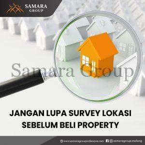 Jangan-lupa-Survey-Lokasi-Sebelum-Beli Property