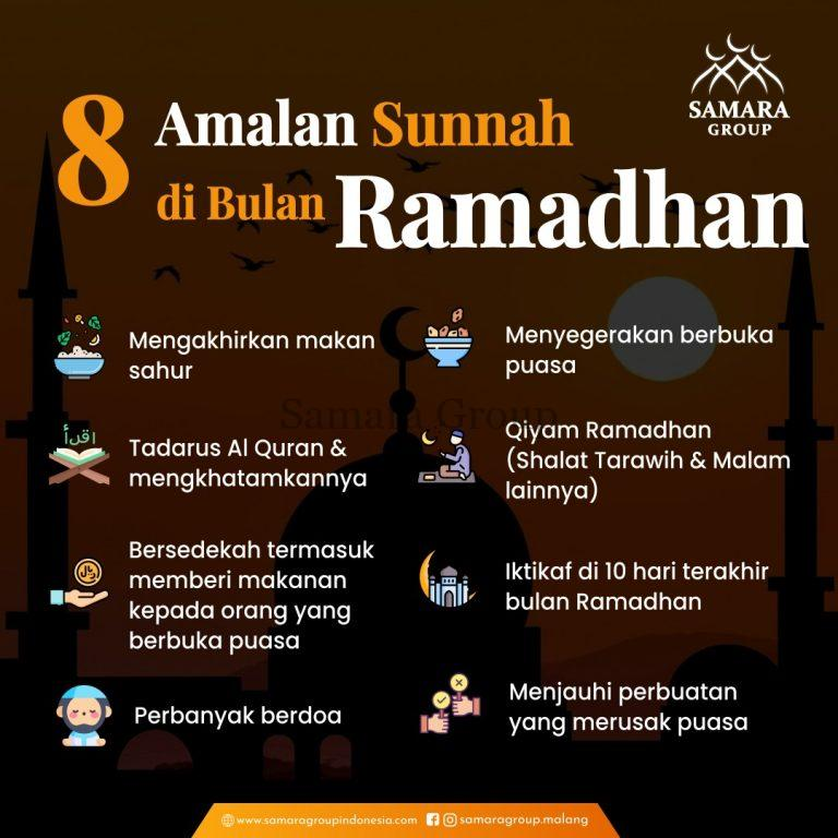 samara-post-8-amalan-sunnah-dibulan-ramadhan