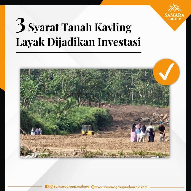 samara-post-3-syarat-tanah-kavling-layak-dijadikan-investasi