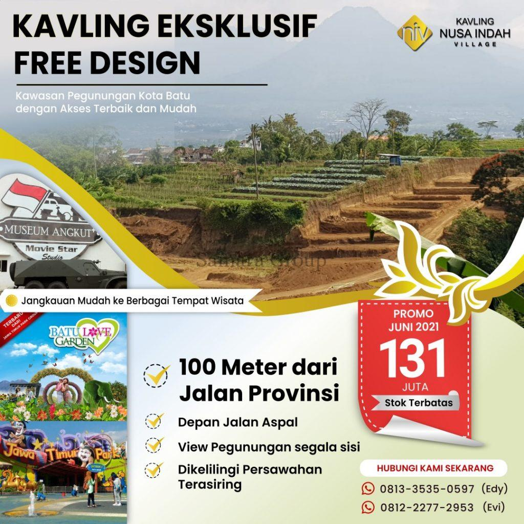 kavling-eksklusif-free-design-kota-batu-nusa-indah-village-hanya-131-juta