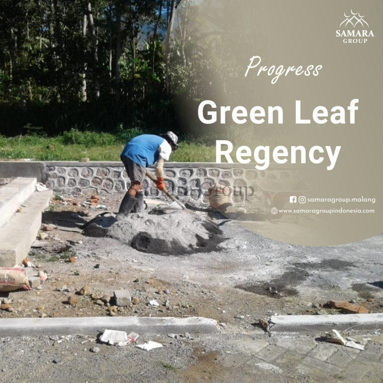 progress-prembangunan-green-leaf-regency-lawang