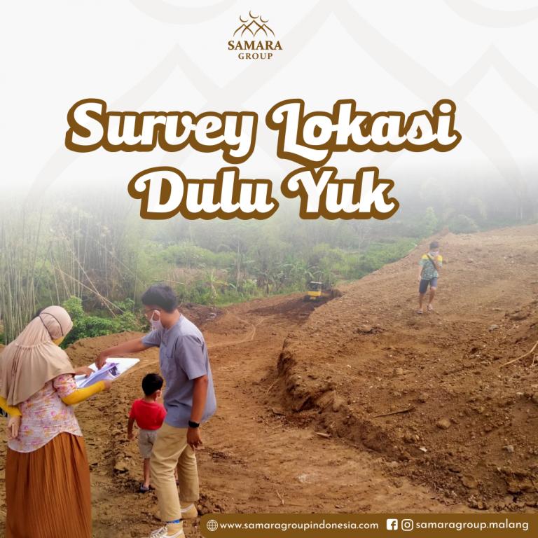 Survey Lokasi Dulu Yuk