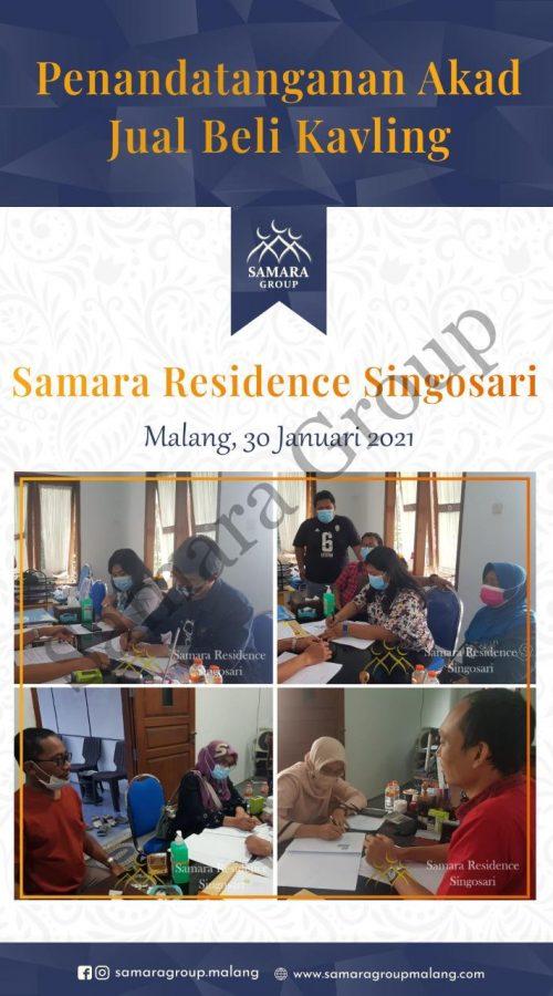Ttd Ijb Samara Residence
